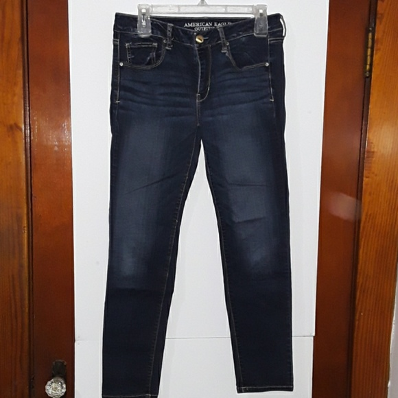 American Eagle Outfitters Denim - AEO size 8 skinny jeans stretchy
